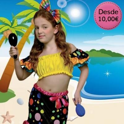 Dancer costumes for girls