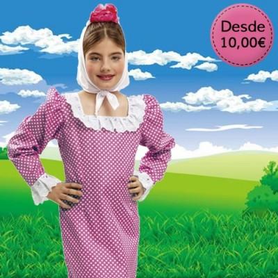 Trajes de Flamenca, Sevillana y Chulapas