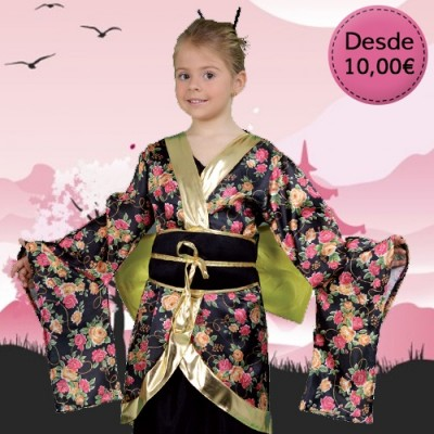 Folk and country costumes for girls