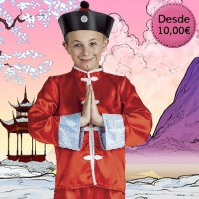 Folk and country costumes for boys