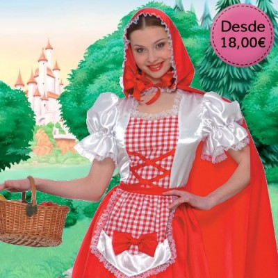 Storybook costumes for woman