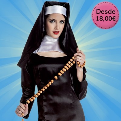 Nun and religious costumes for woman