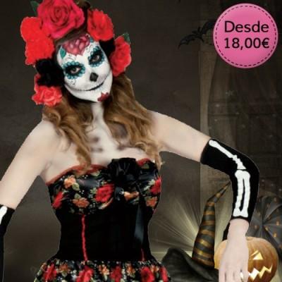 Disfraces de Brujas, Vampiresas y Seres de la Noche