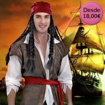 Disfraces de Piratas y Corsarios