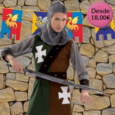 Medieval costumes for man