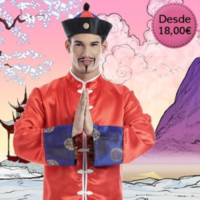 Oriental costumes for man
