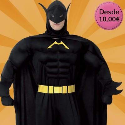 Superhero and comic costumes