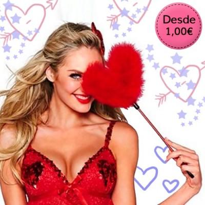 Complementos para San Valentín