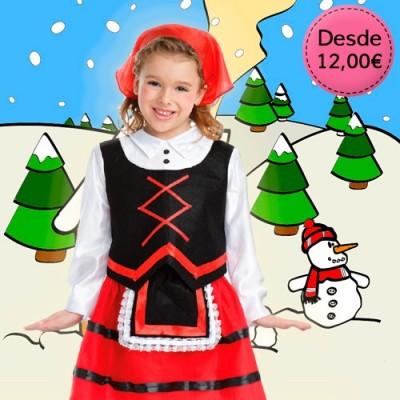 Disfraces Niñas - 1 a 12 años