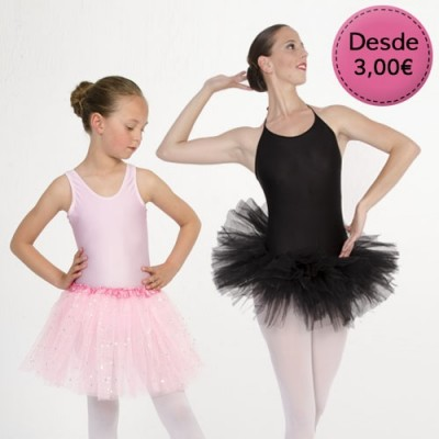Tutús para Ballet y Danza