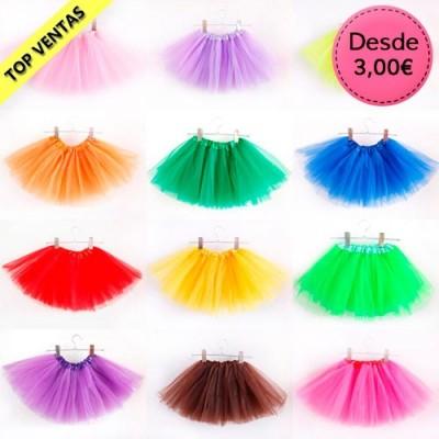 Carnival - colourful tutus