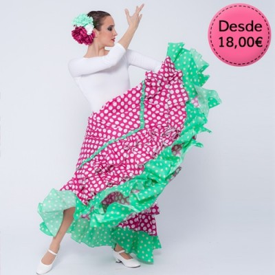 Spanish Flamenco / Sevillanas dresses & skirts for woman