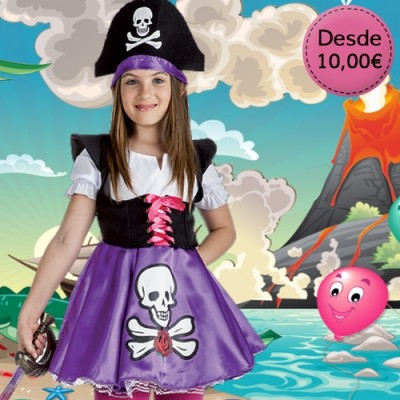 Disfraces de Piratas