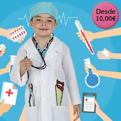 Uniforms and profession costumes for boys