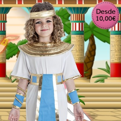 Historical costumes for girls