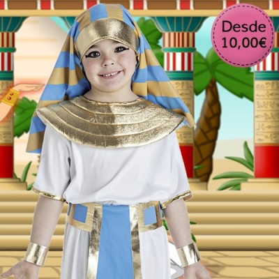 Historical costumes for boys