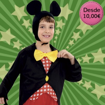 Movie and TV character costumes for boys