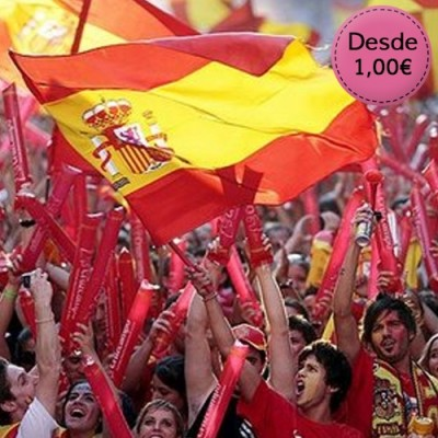 Spanish football soccer fever!