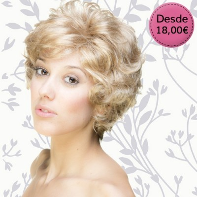 Short Curly Wigs for Woman