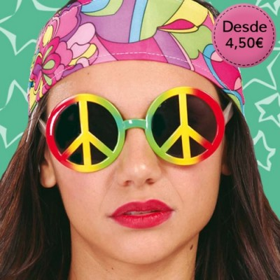 Carnival - glasses for costumes