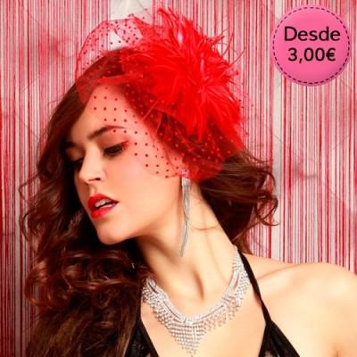 Carnival - headdresses for costumes