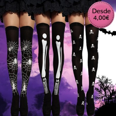 Halloween tigths and stockings