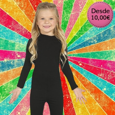 Coloured jumpsuits for girls