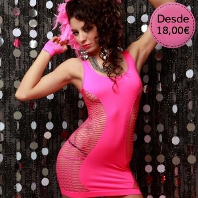 Mini Vestidos Sexys para Mujer