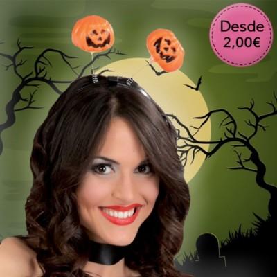 Diademas Halloween