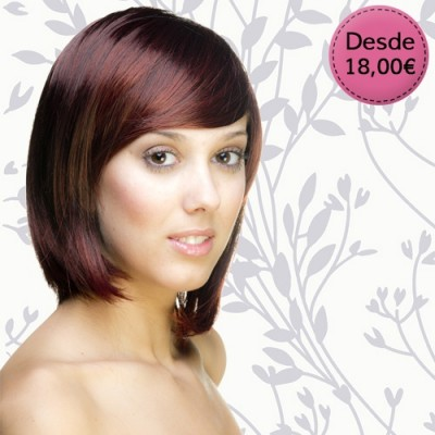 Short Straight Wigs for Woman