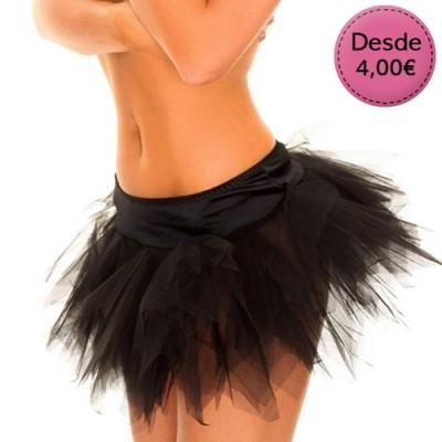 Tutús y Faldas de Tul Sexys para Mujer
