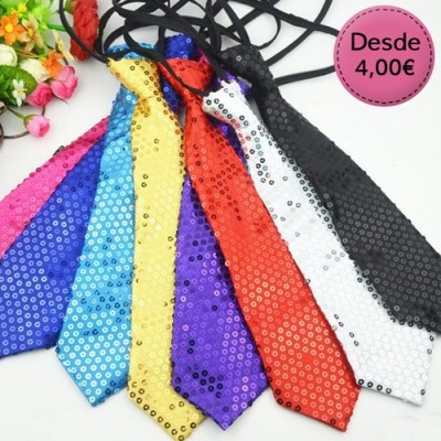 Carnival - colourful ties