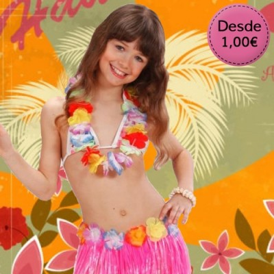 Disfraces de Hawaianas