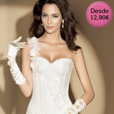 Corsets for brides
