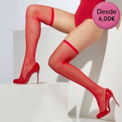 Medias sexys para San Valentín