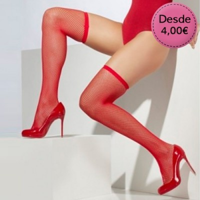Sexy stockings for Valentine's Day