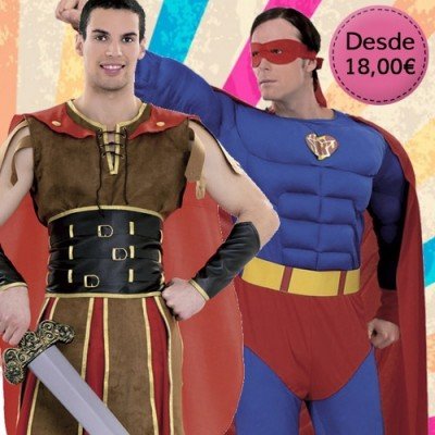 Costumes for Man