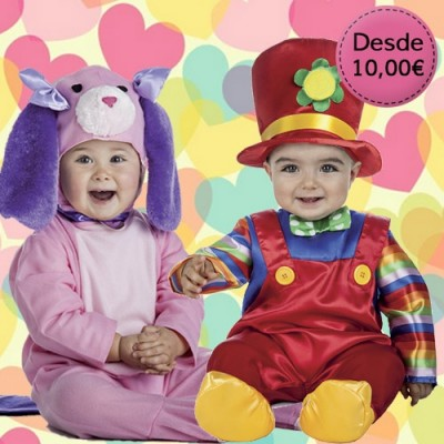 Baby costumes - up to 1 year