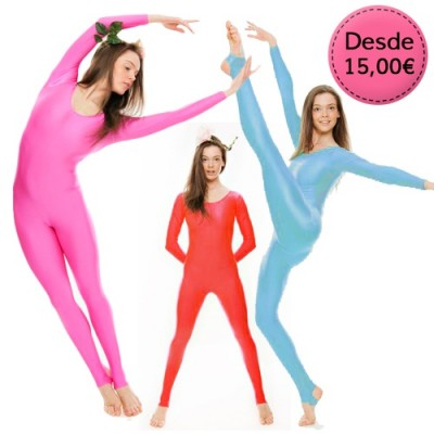 Coloured Lycra Catsuits