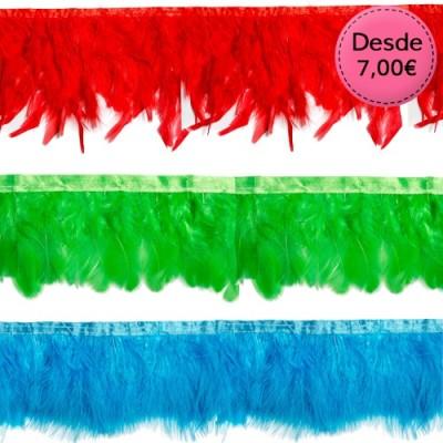 Feather Stripes