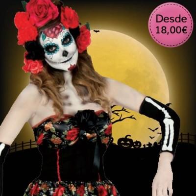 Disfraces Halloween para Mujer