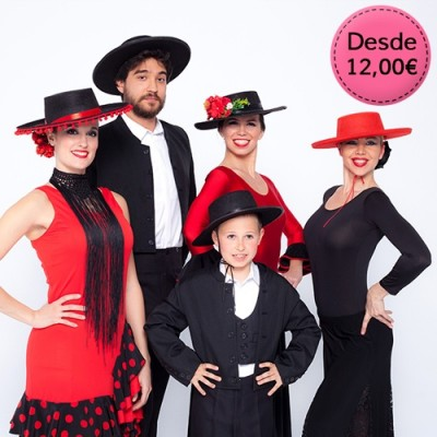 Spanish Regional Costumes - Cordoban Costumes