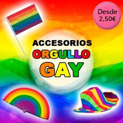 Accesorios para Orgullo Gay