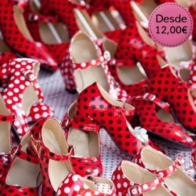Zapatos para Danza Española Flamenco / Sevillana