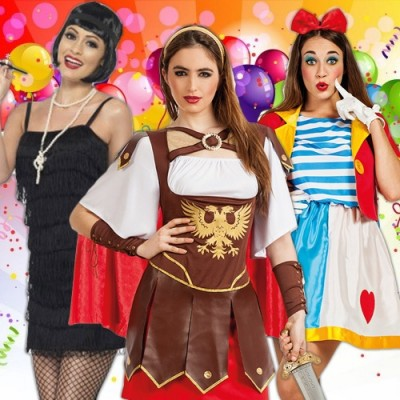 Cheap Carnival costumes for woman
